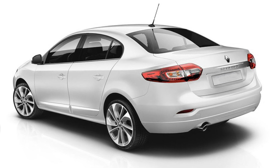 Renault Fluence 1.5 Diesel Automatic
