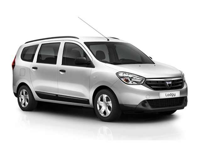 Dacia Lodgy 5 + 2 Koltuklu 1.5 Diesel