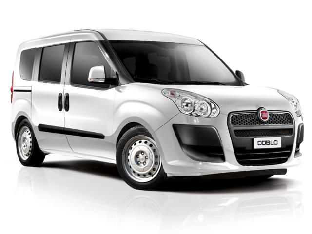 Fiat Doblo Panaroma Diesel