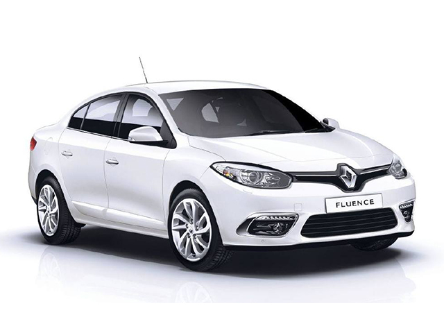 Renault Fluence 1.5 Diesel