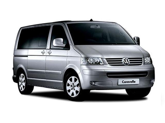 Volkswagen Caravel Minibus 2.5 Diesel Automatic